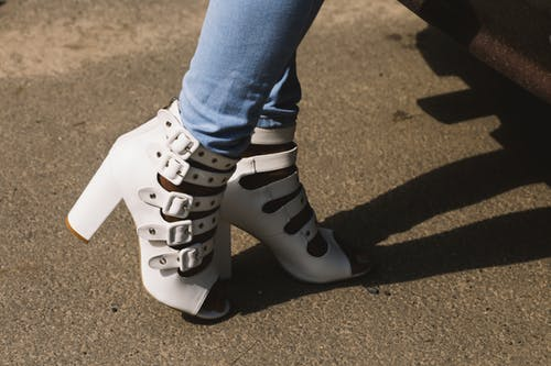 Check Out The History of Platform Shoes 2