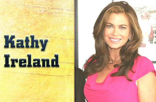 Kathy-Ireland