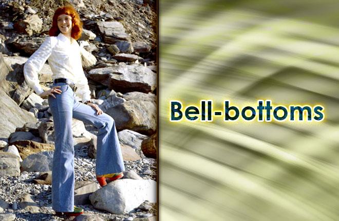Bell-bottoms