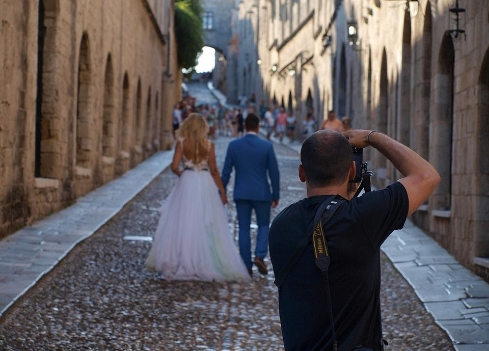 Professional Wedding Photography Services in Leeds