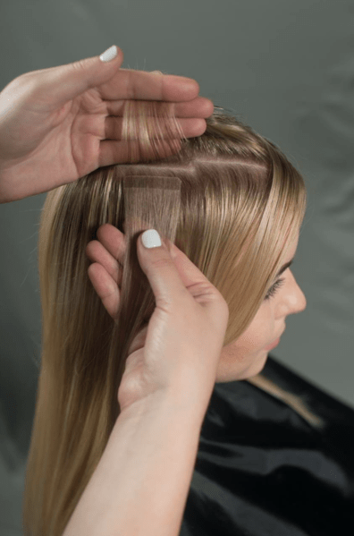 How to Style Seamless Hair Extensions for a Perfect Look